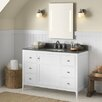 "Ronbow Briella 48"" Single Bathroom Vanity Set with Mirror"