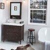 "Ronbow Laurel 36"" Single Bathroom Vanity Set with Mirror"