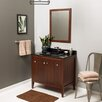 "Ronbow Sophie 36"" Single Bathroom Vanity Set with Mirror"