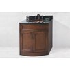 "Ronbow Marcello 24"" Bathroom Vanity Cabinet Base in Colonial Cherry"