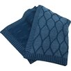 Bedford Cottage-Kennebunk Home Bedford Cottage Knitted Throw