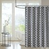 Madison Park Pure Alexa Cotton Shower Curtain