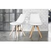 OutAndOutOriginal Sebastian Solid Wood Dining Chair (Set of 2)