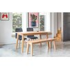 OutAndOutOriginal Berrick Extendable Dining Table and 2 Chairs