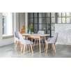 OutAndOutOriginal Victor Extendable Dining Table and 4 Chairs