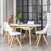 OutAndOutOriginal Sebastian Extendable Dining Table and 4 Chairs