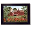 Trendy Decor 4U Summer Days by Billy Jacobs Framed Painting Print