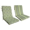 Bossima Outdoor Lounge Chair Cushion (Set of 4)
