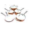 Tectron 10 Piece Cookware Set
