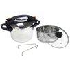 Tectron 5 Piece 8-Quart Pressure Cooker Set