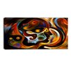 Design Art Perspectives of Inner Paint Abstract Graphic Art on Wrapped Canvas