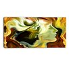 Design Art Metaphorical Inner Self Abstract Graphic Art on Wrapped Canvas