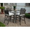 Agio Maddox 5 Piece Dining Set