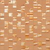 "Kellani Moon Blends 12.375"" W x 12.375"" L Eco Glass Mosaic in Mimosa"