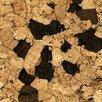 """Albero Valley 11-7/8"""" Cork Hardwood Flooring in Hints of Cocoa"""