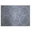 Sparkles Home Rhinestone Circles Placemat