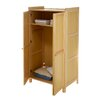 TICAA Croco 2 Door Wardrobe