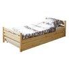 TICAA Jugendbett Natascha mit Schublade, 90 x 200 cm