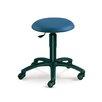 Mayer Sitzmöbel Höhenverstellbarer Bürohocker mit Gleiter