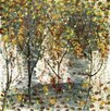 Magnolia Box Forest Rhapsody, 2001 by Carolyn Mary Kleefeld Art Print