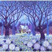 Magnolia Box Winterlands, 2012 by David Newton Graphic Art on Canvas