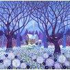 Magnolia Box Winterlands, 2012 by David Newton Graphic Art on Canvas