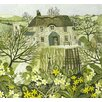 Magnolia Box Tom's Cottage by Vanessa Bowman Graphic Art on Canvas