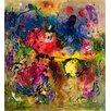 Magnolia Box Leinwandbild Garden of Heavenly and Earthly Delights, 1988, Kunstdruck von Jane Deakin