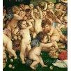 Magnolia Box Poster The Worship of Venus, 1519, Kunstdruck von Titian