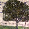 Magnolia Box The Apple Tree II, 1916 by Gustav Klimt Art Print on Canvas