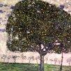 Magnolia Box Gerahmtes Wandbild The Apple Tree II, 1916 von Gustav Klimt