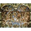 Magnolia Box Last Judgement, from the Sistine Chapel, 1538-41 by Michelangelo Buonarroti Framed Art Print