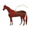 aMonogram Art Unlimited Horse Wooden Ornament (Set of 3)