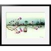 Atelier Contemporain Melusine by Iris Framed Graphic Art