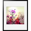 Atelier Contemporain Flower by Iris Framed Graphic Art