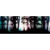 """Atelier Contemporain Leinwandbild """"Forest"""" von Chacha von Iris, Grafikdruck"""