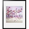"""Atelier Contemporain Gerahmtes Poster """"Kyoto"""" von Iris, Grafikdruck"""