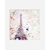 Atelier Contemporain Demoiselle by Iris Framed Graphic Art