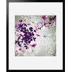 """Atelier Contemporain Gerahmtes Poster """"Butterfly"""" von Iris, Grafikdruck"""