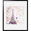 """Atelier Contemporain Gerahmtes Poster """"Demoiselle"""" von Iris, Grafikdruck"""