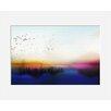 "Atelier Contemporain Gerahmtes Poster ""Dune"" von Iris, Grafikdruck"