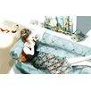 Atelier Contemporain Leinwandbild Pause Cafe Tokyo, Grafikdruck von Sophie Griotto