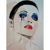 """Atelier Contemporain Leinwandbild """"I'M Afraid I Can'T Help It"""" von Viner, Grafikdruck"""