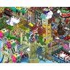 Atelier Contemporain Eboy London by Eboy Graphic Art