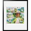Atelier Contemporain Le Bouclier Arverne by Uderzo Framed Graphic Art