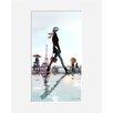Atelier Contemporain Gerahmter Grafikdruck Trocadero von Sophie Griotto