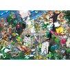 """Atelier Contemporain Poster """"Rio"""" von Eboy, Grafikdruck"""