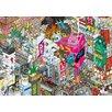 """Atelier Contemporain Poster """"Tokyo"""" von Eboy, Grafikdruck"""