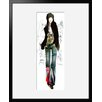 Atelier Contemporain New York Girl by Sophie Griotto Framed Art Print