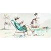 Atelier Contemporain Grafikdruck Summer von Sophie Griotto